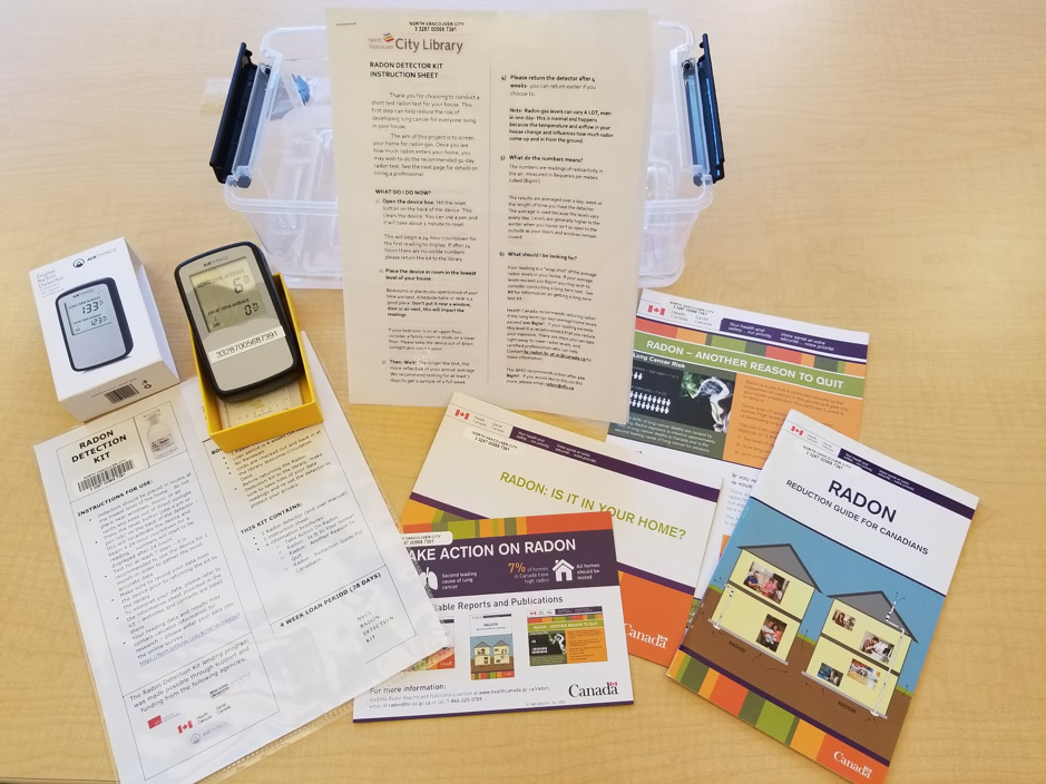 Airthings-radon-detectors-library
