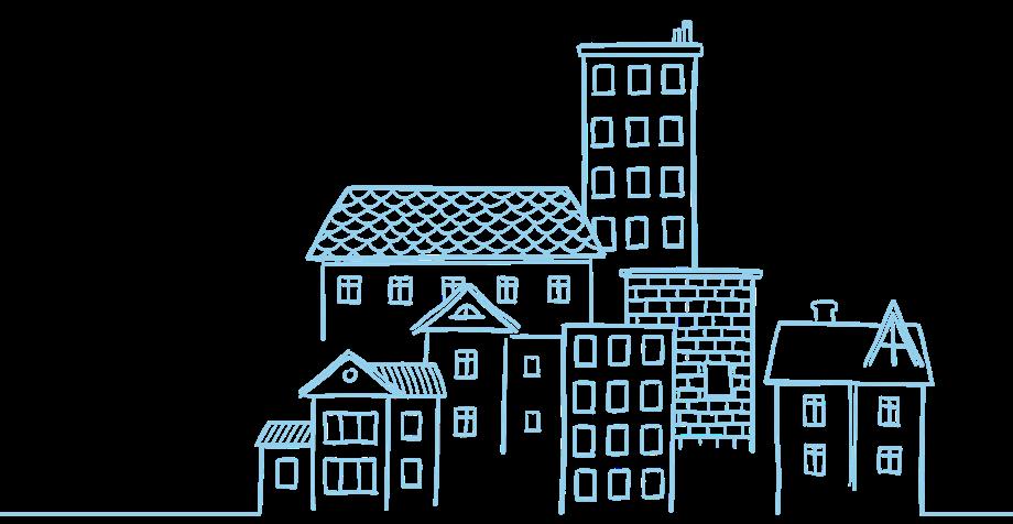 buildings nienke style