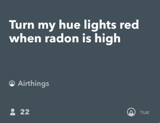 ifttt hue lights