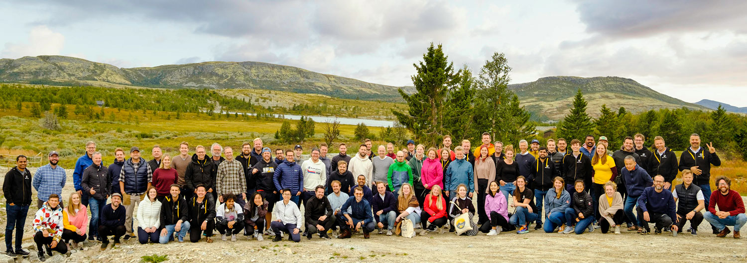 Airthings-Employees-Group-Picture-2021