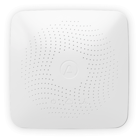 Airthings Hub for Business device
