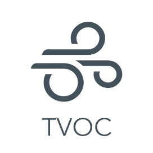 Airthings Sensor Gray TVOC