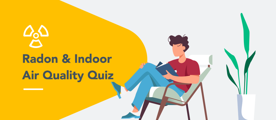 Home air quality quiz