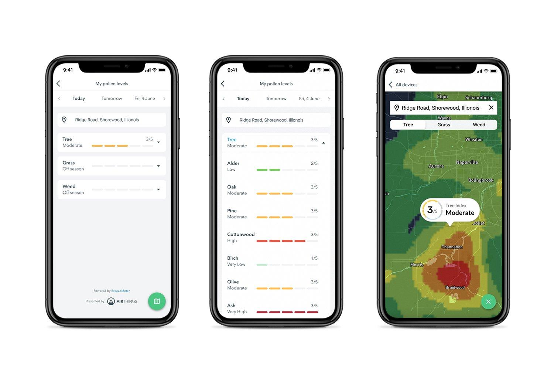 My-Pollen-Levels-App